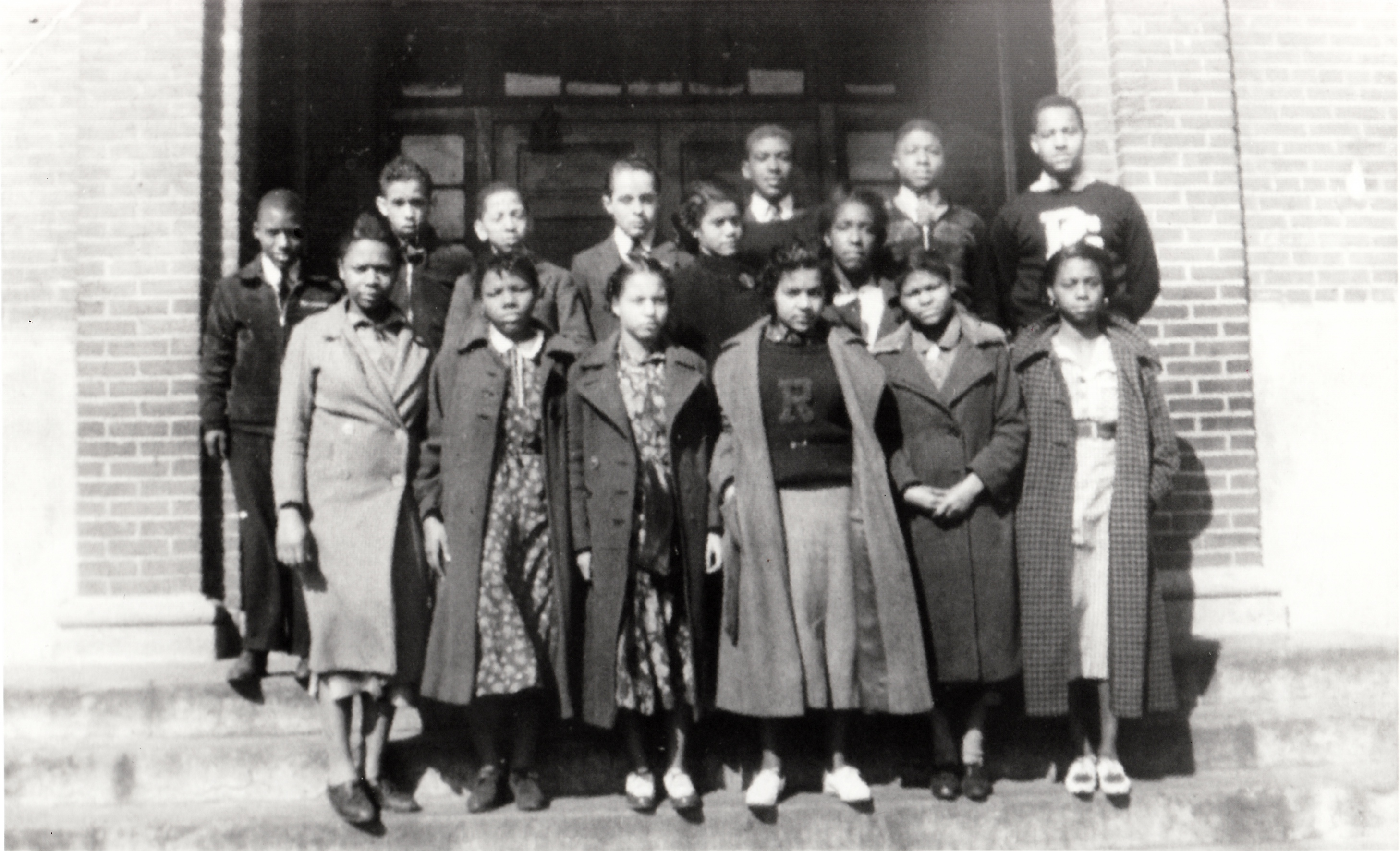 1939 parker gray high school students theotheralexandria for Carters in alexandria va
