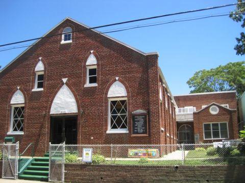 Mount Jezreel Baptist Church