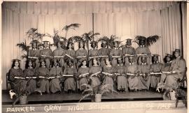 Parker-Gray High School 1943