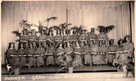Parker-Gray High School 1943
