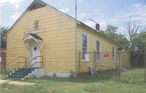 Carver Nursery School - William Thomas Post #129